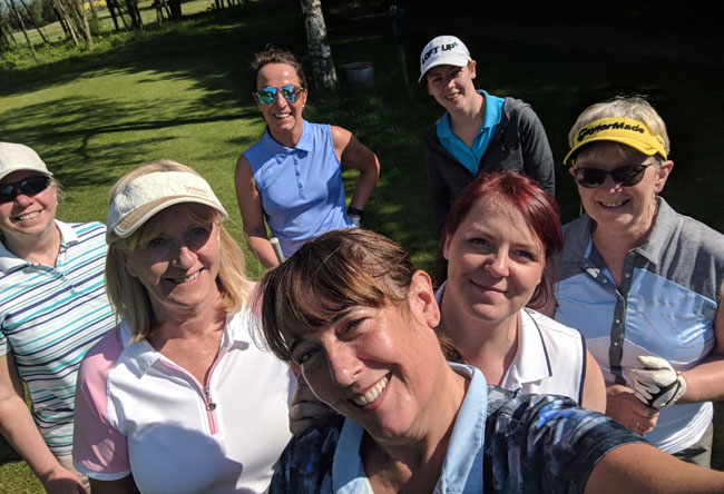 Women and Girls' Golf Week: Kay Dobson tells how she created a network of like-minded golfing women in the north-east