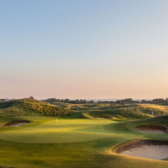 England to host European team championship at Royal St George's