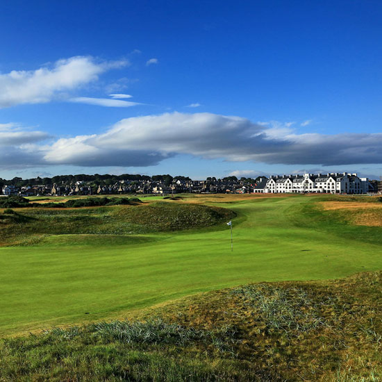 Carnoustie check use and credit The RandA