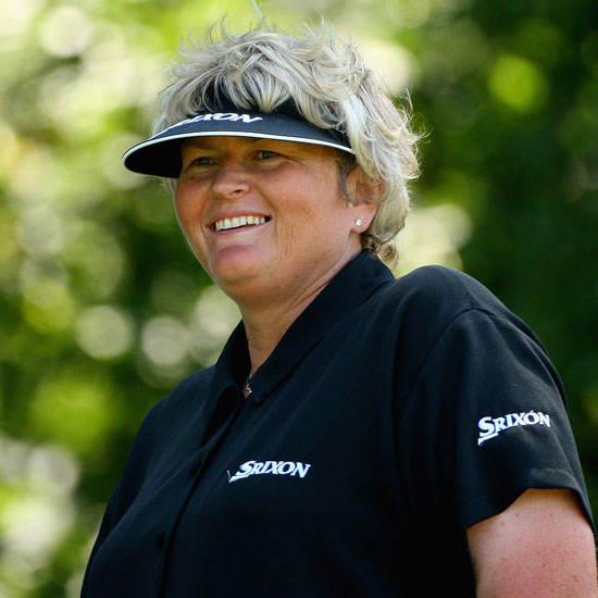 Dame Laura Davies single use only