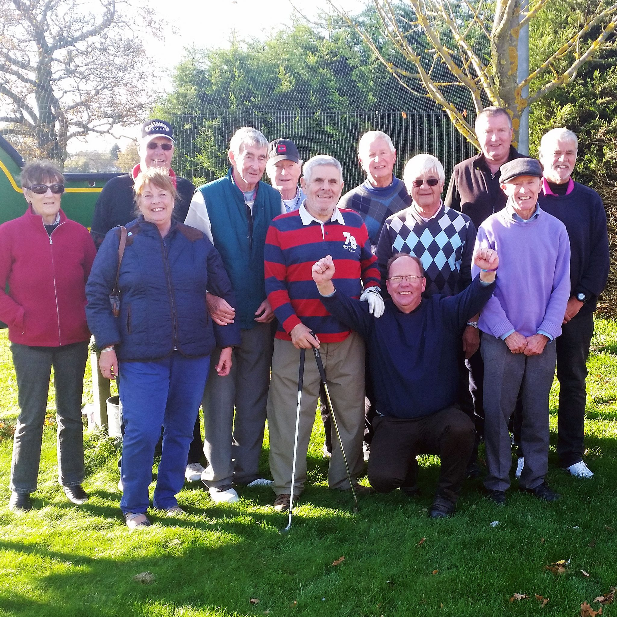 Lincoln Golf Centre Dementia Friendly