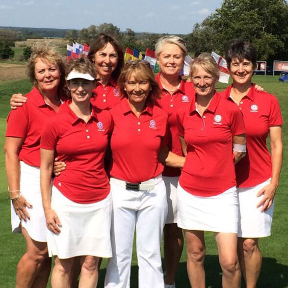 English senior women 2017
