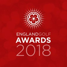 England Golf Awards 2018