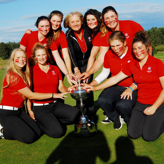 England girls HI winners 2015
