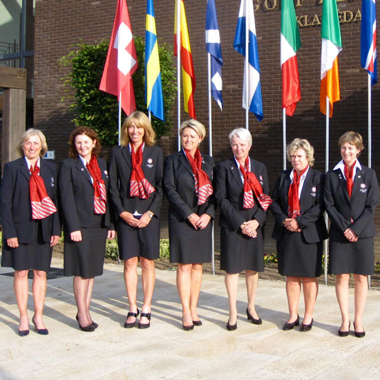 English senior women 2015