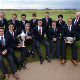 England Boys Home International Winners 2014