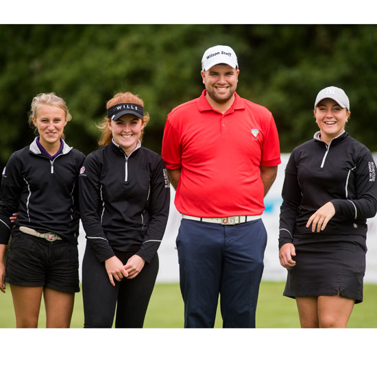 Essex GGR Bridgestone Jack Senior
