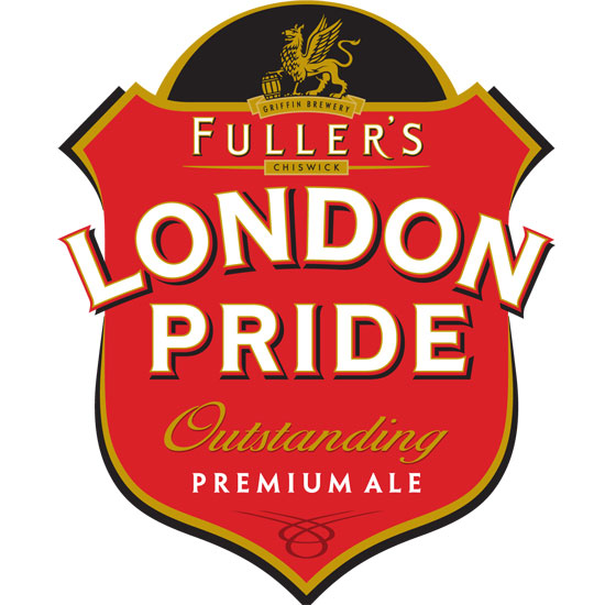 Fullers London Pride logo