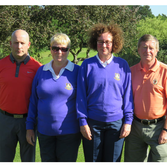 Regional Qualifiers 2015 - Harborne Golf Club
