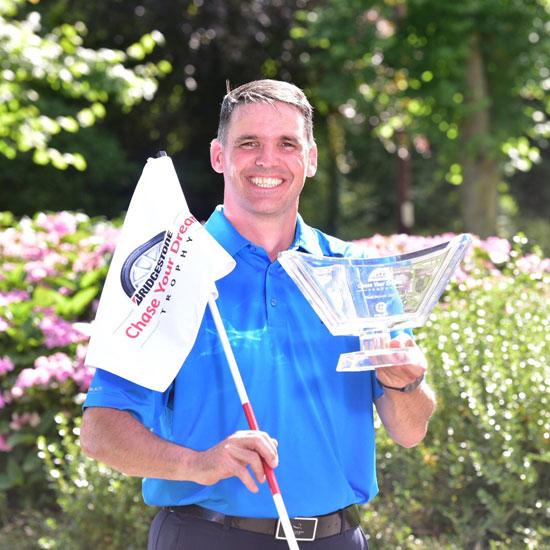 Newell chases his dream with Trophy win