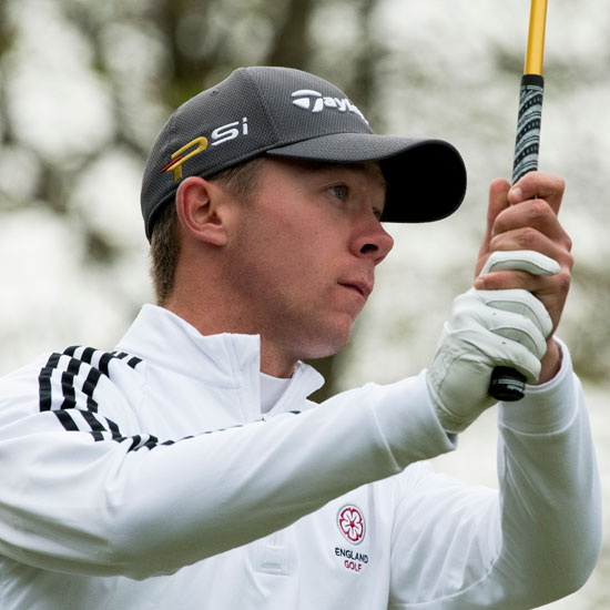 England Golf supports new professionals with tournament starts