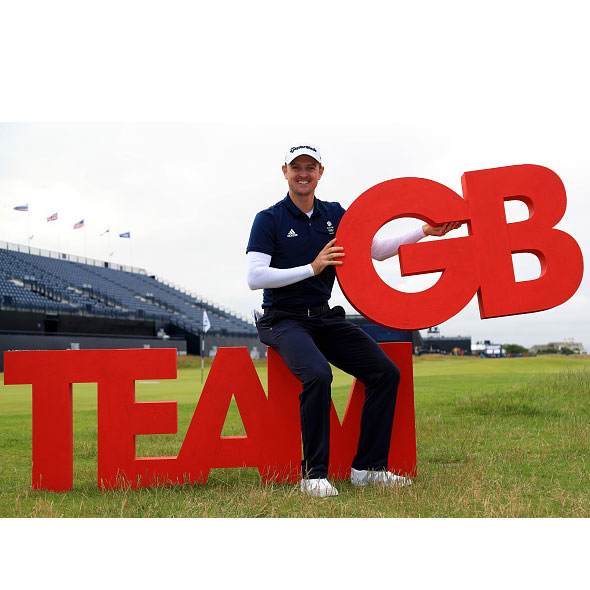 Justin Rose Getty Images web use only