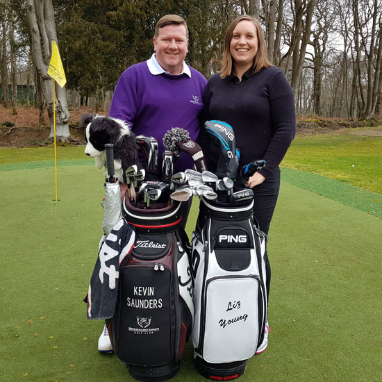 Liz Young sets up golf academy