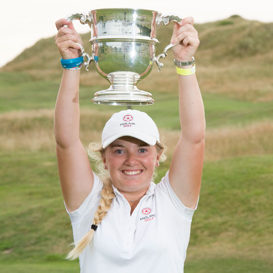 Bronte Law - 2014 Women's Amateur Champion