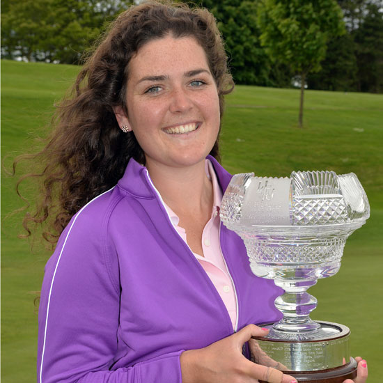 Lucy Goddard Irish strokeplay champ