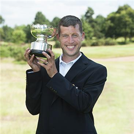 2014 Logan Trophy Winner - Martin Foulkes