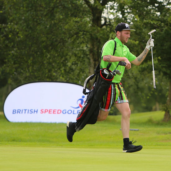 British Speedgolf