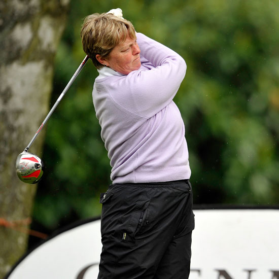 New WPGA challenge for England girl golfers