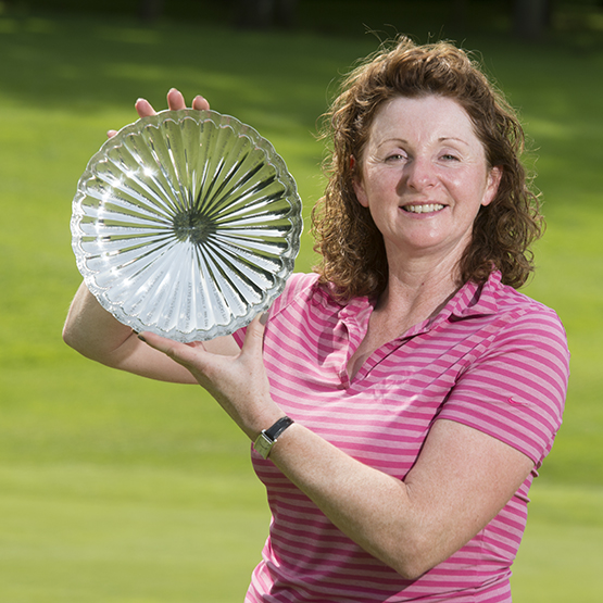 Cath Rawthore - 2014 English Open Amateur Stroke Play Champion