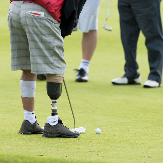 disability golf