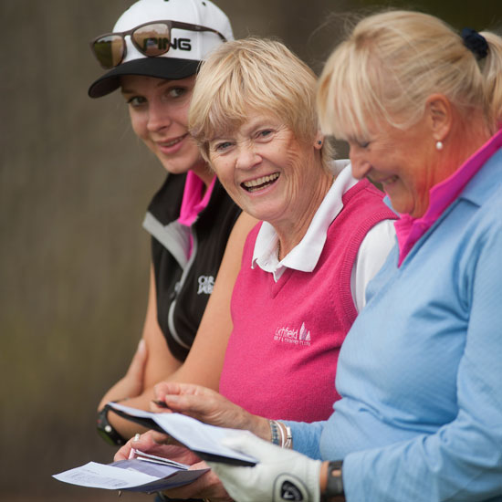 Bumper year of activity to drive women and girls' golf in 2018