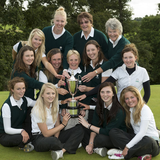 2013 County Finals Champions - Yorkshire