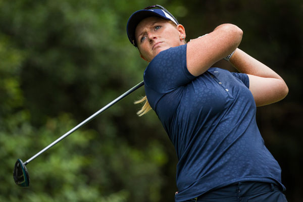 Women and Girls' Golf Week: Holly Clyburn on Tour life, winning – and special moments with her sister