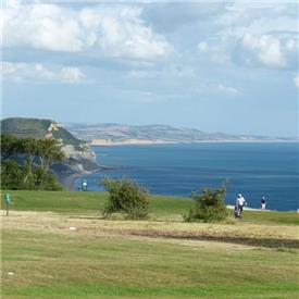 Lyme Regis to showcase international girls' golf