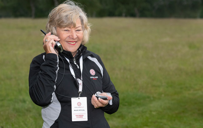 Women and Girls' Golf Week: Maureen Clarke on the pleasure of 40 years of volunteering and helping other players with the rules