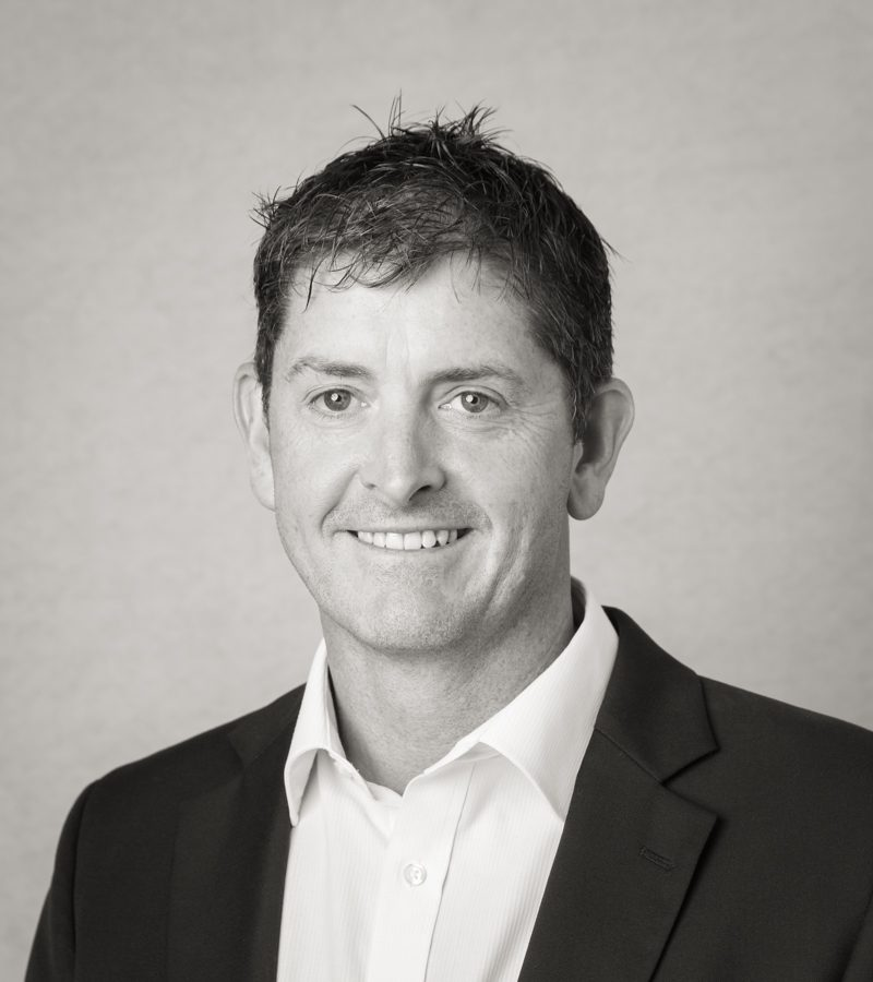 Headshot of James Crampton, Championship Director