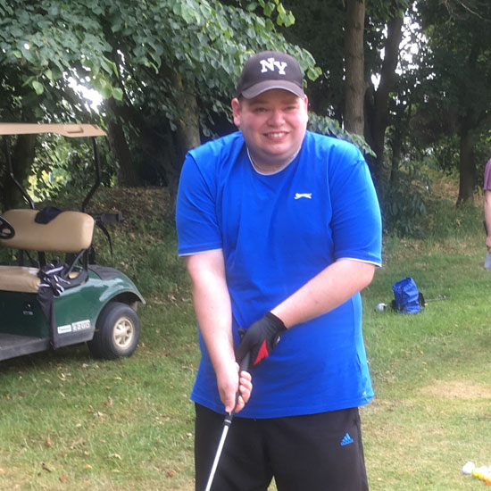 Club's inclusive pledge pays off for new golfers