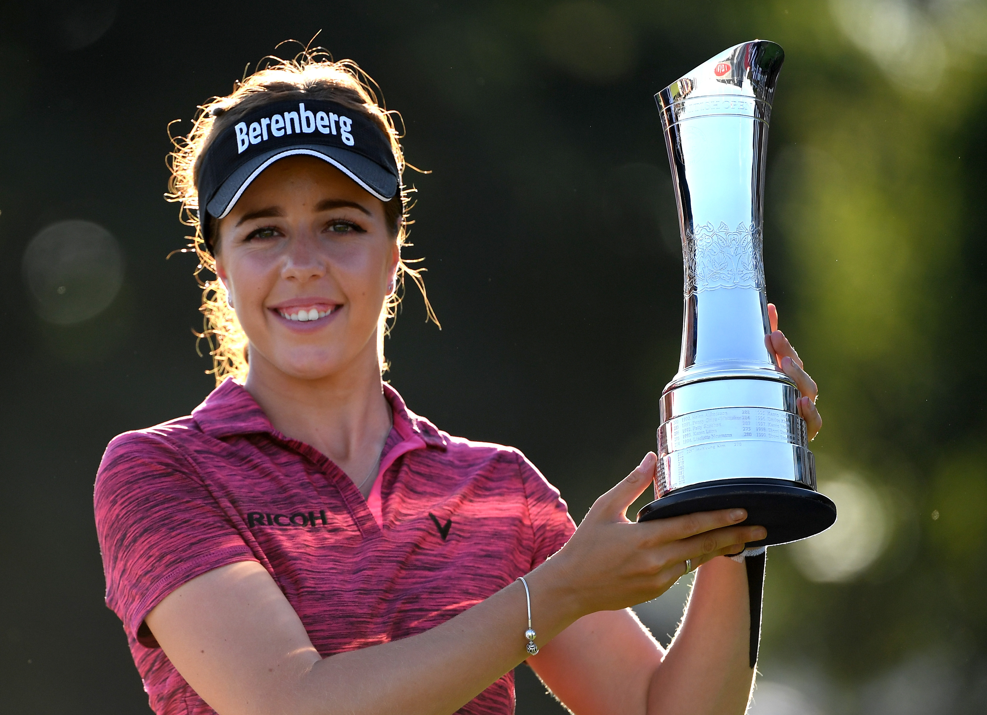 Georgia's major win is perfect end for Women and Girls' Golf Week