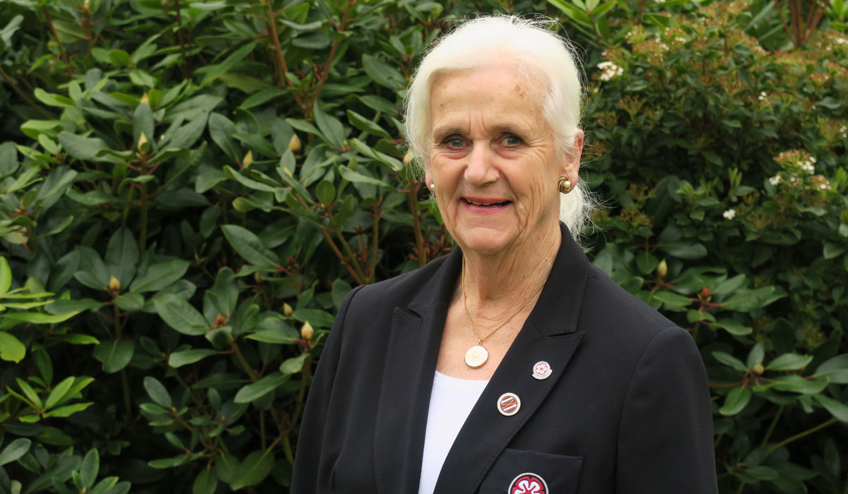 Jenny Clink becomes England Golf President
