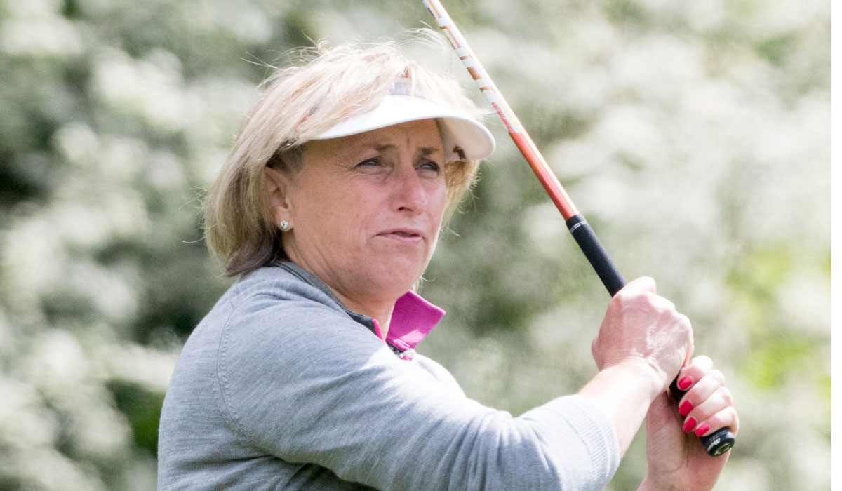 Helen takes top spot in senior match play