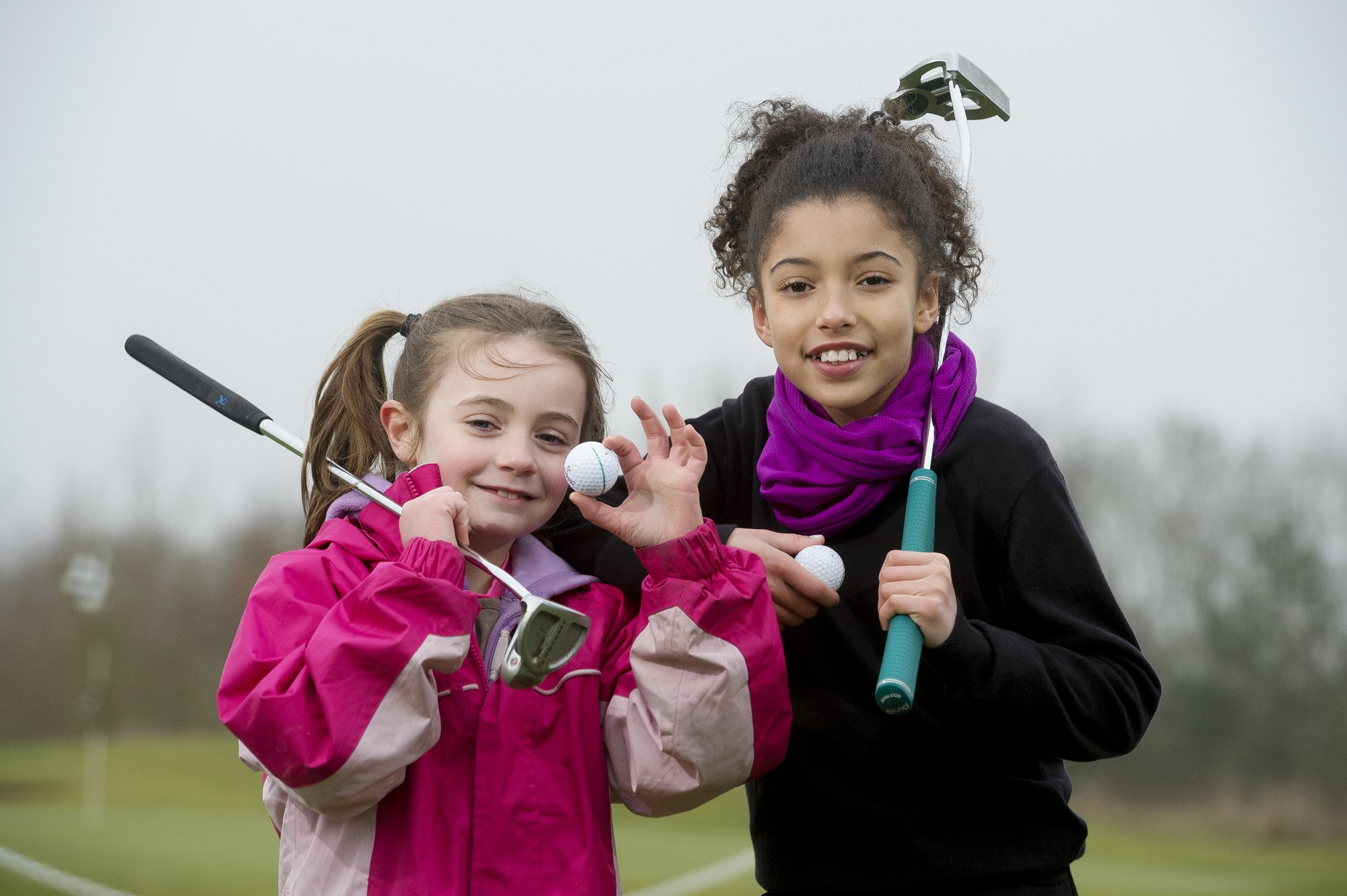 Support the Golf Foundation and receive incentives