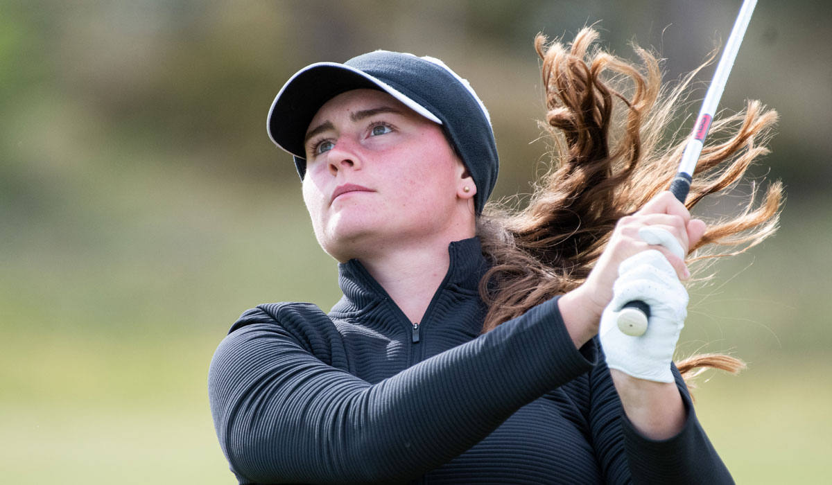 Lily May leads the way at English championship