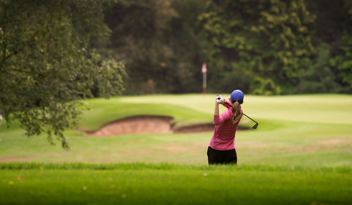 Women and Girls' Golf Week 2019 was a soaring success