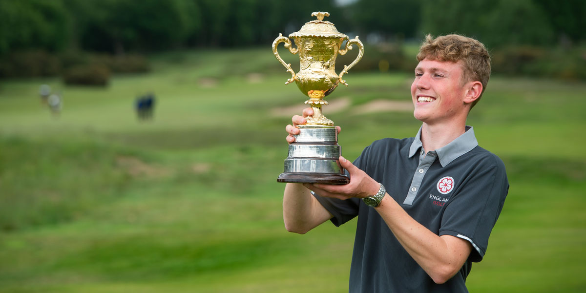 English Men's Open Amateur Stroke Play Championship for the Brabazon Trophy