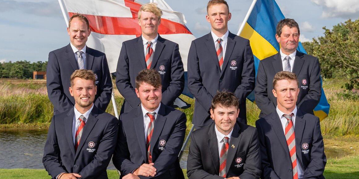 England make final of the European Amateur Team Championship