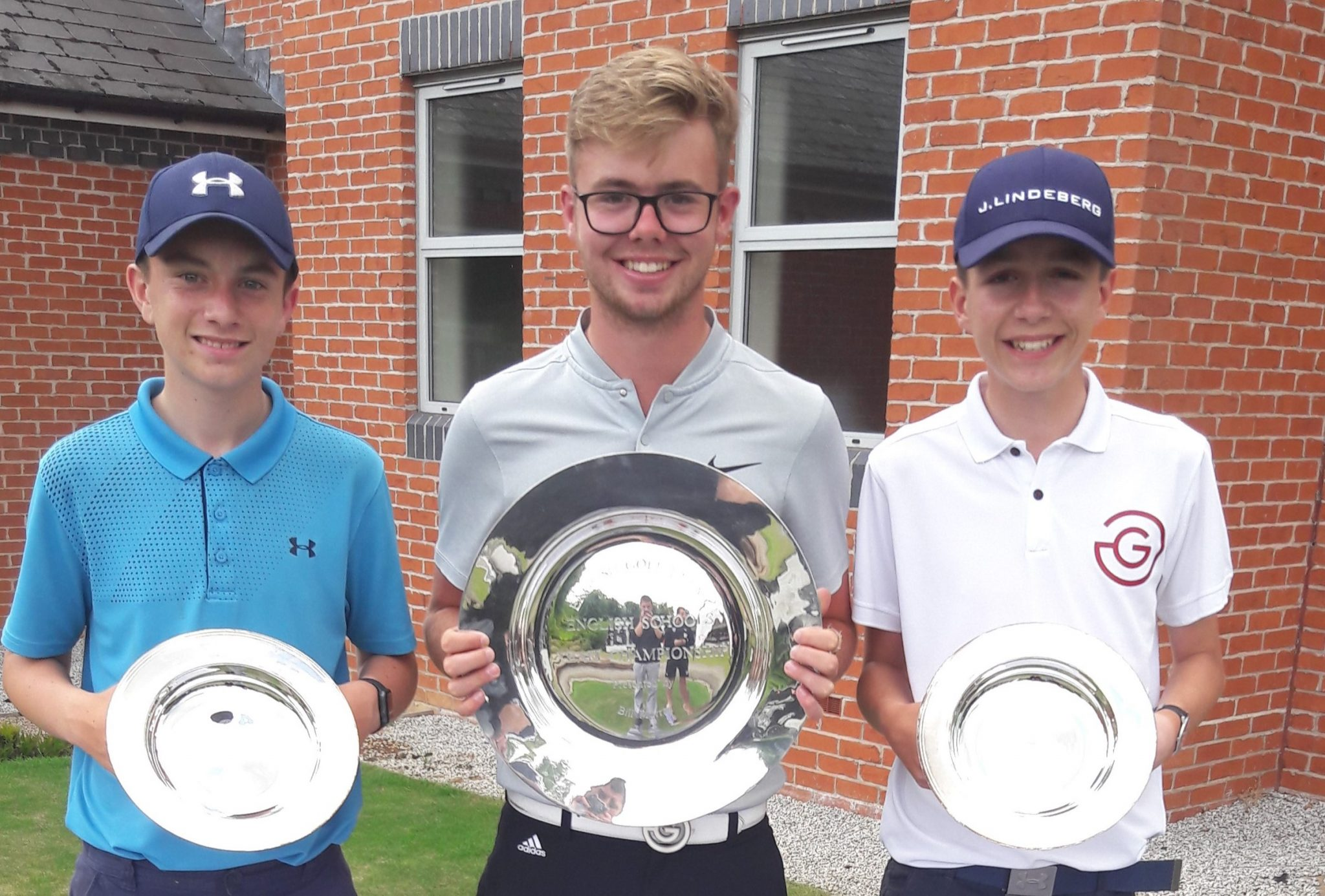 Durham teenagers win English Schools' with three-shot victory