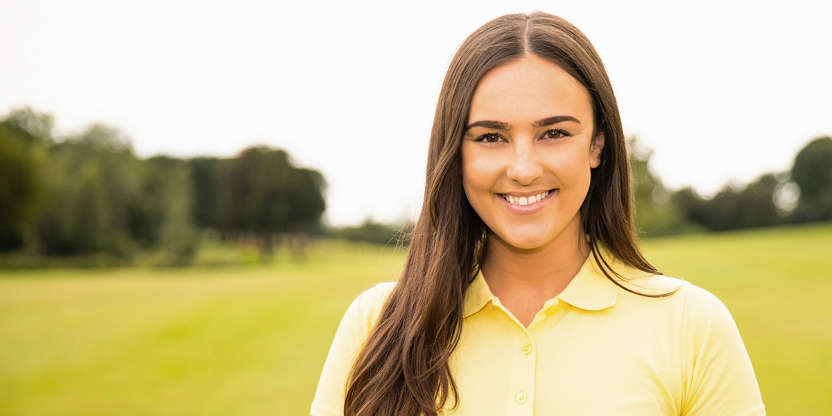 Careers: Kelly Tidy; a new career in golf
