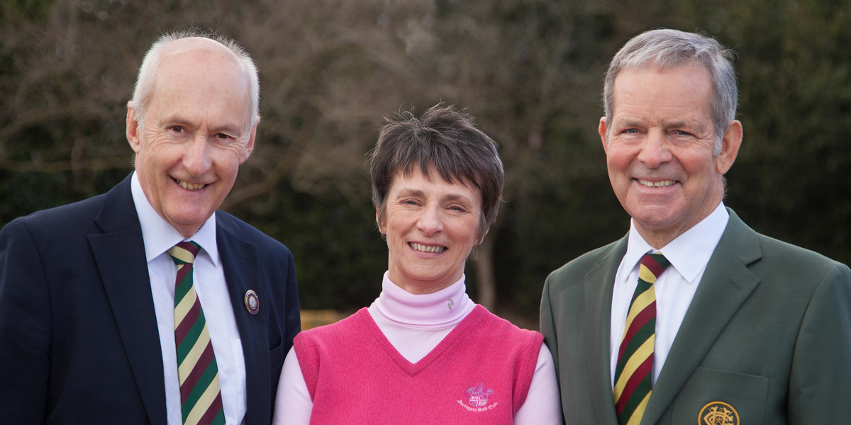 Harrogate Golf Club commitment to a more inclusive culture within golf