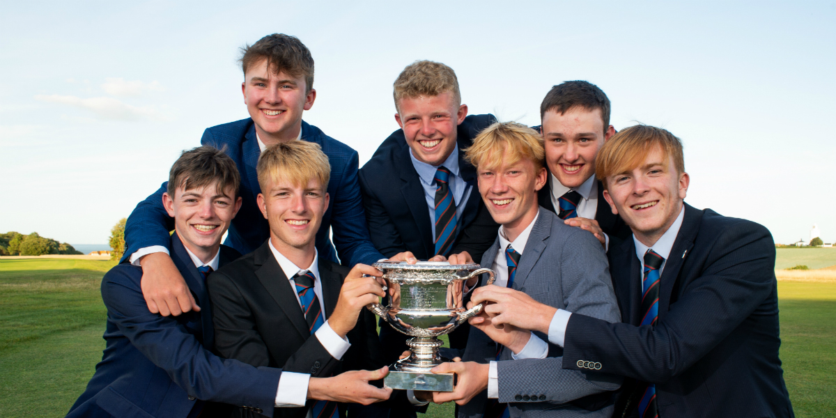 Devon secure maiden England Boys' County Finals title