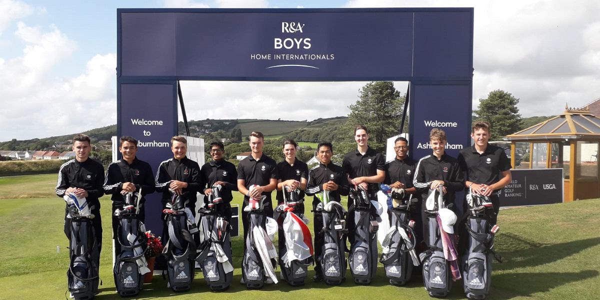 The R&A Boys' Home Internationals 2019 – Daily Updates