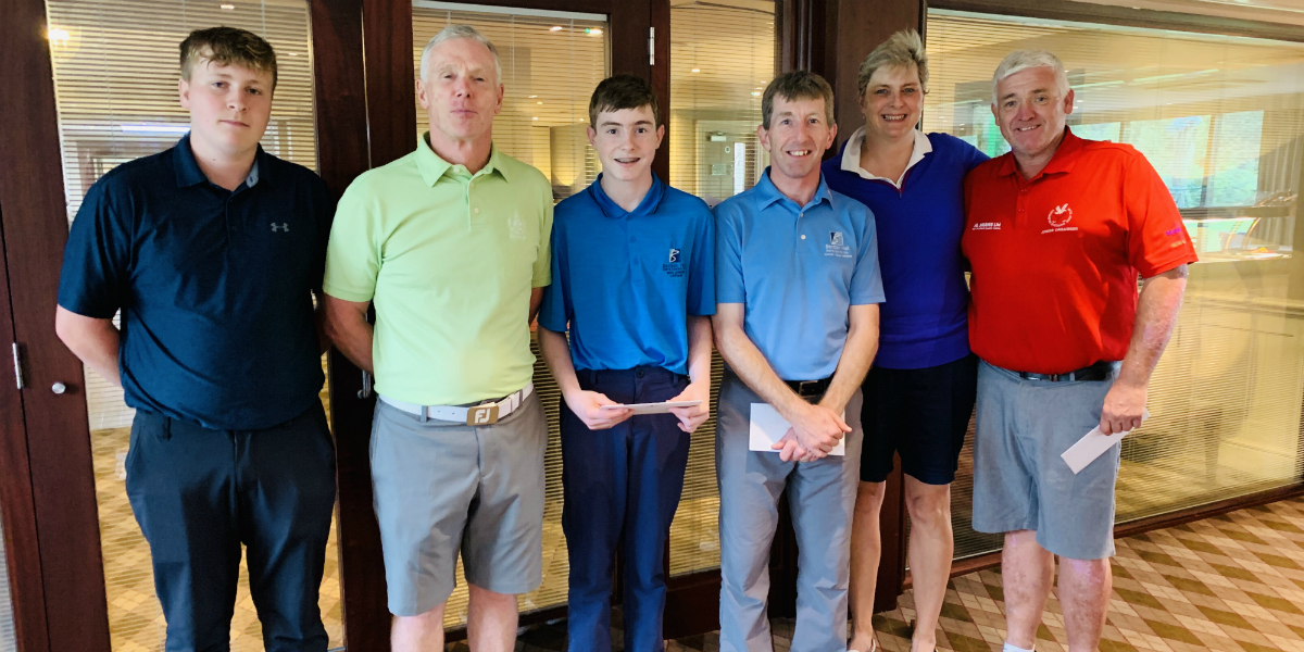 Family Fun at inaugural R&A GolfSixes Challenge