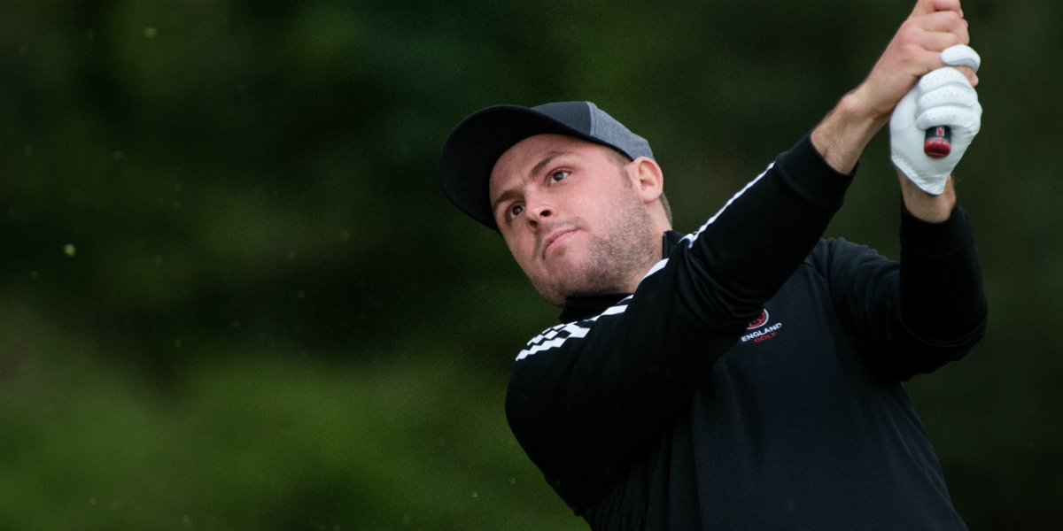 Three Walker Cup players selected in strong England squad for home internationals