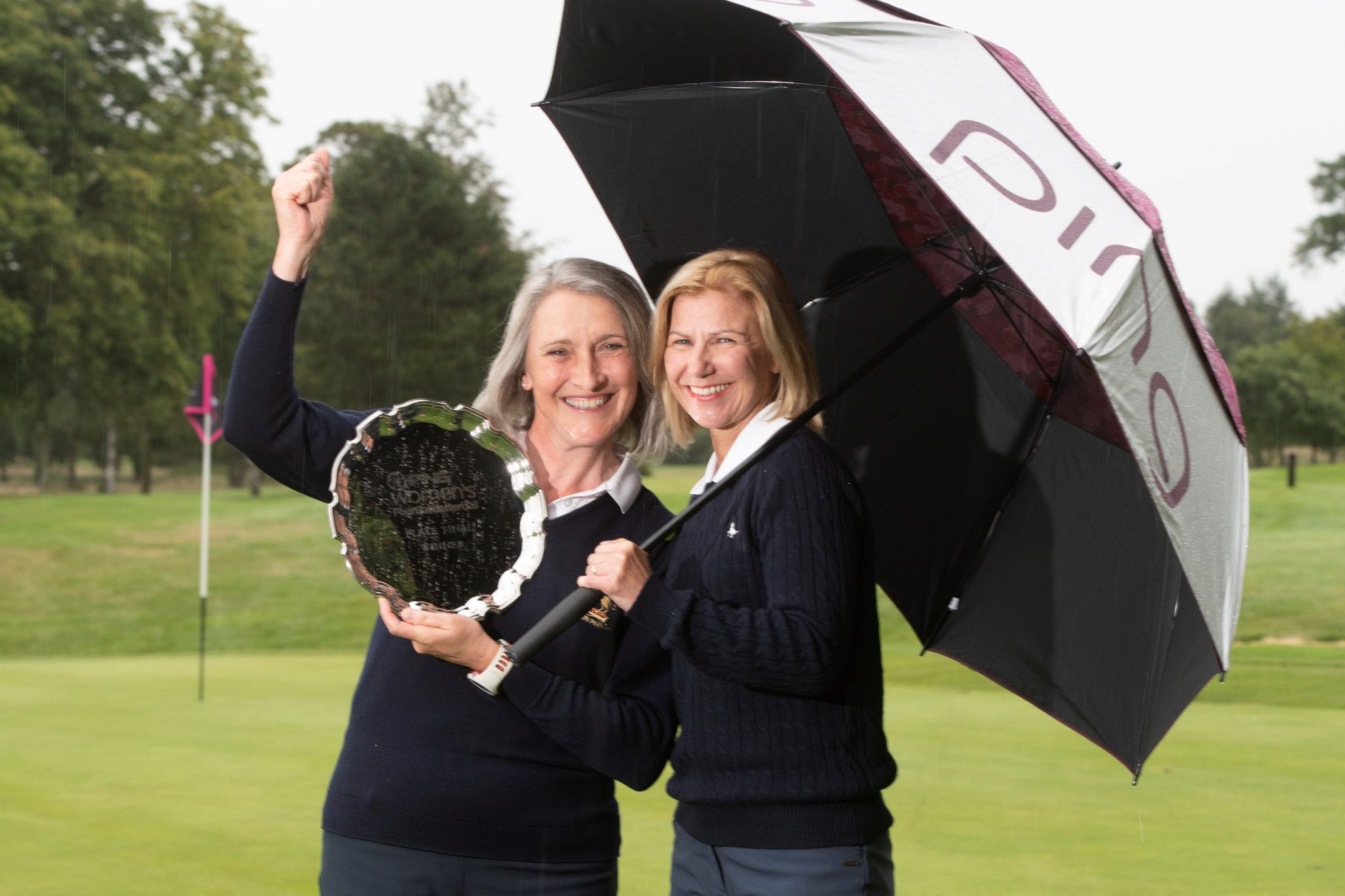PING Women's Fourball Betterball – Plate Final