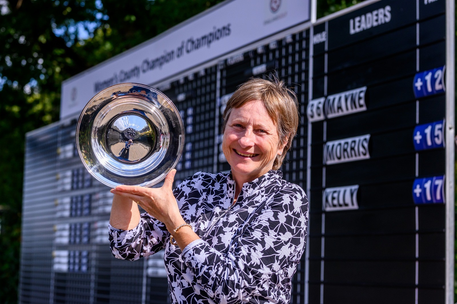 Amanda Mayne crowned as Senior Women's Champion of Champions