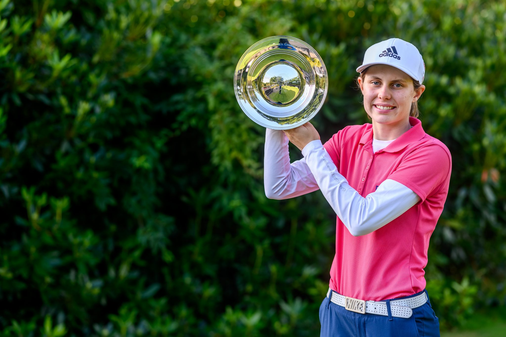 Bel Wardle becomes Women's Champion of Champions with convincing performance