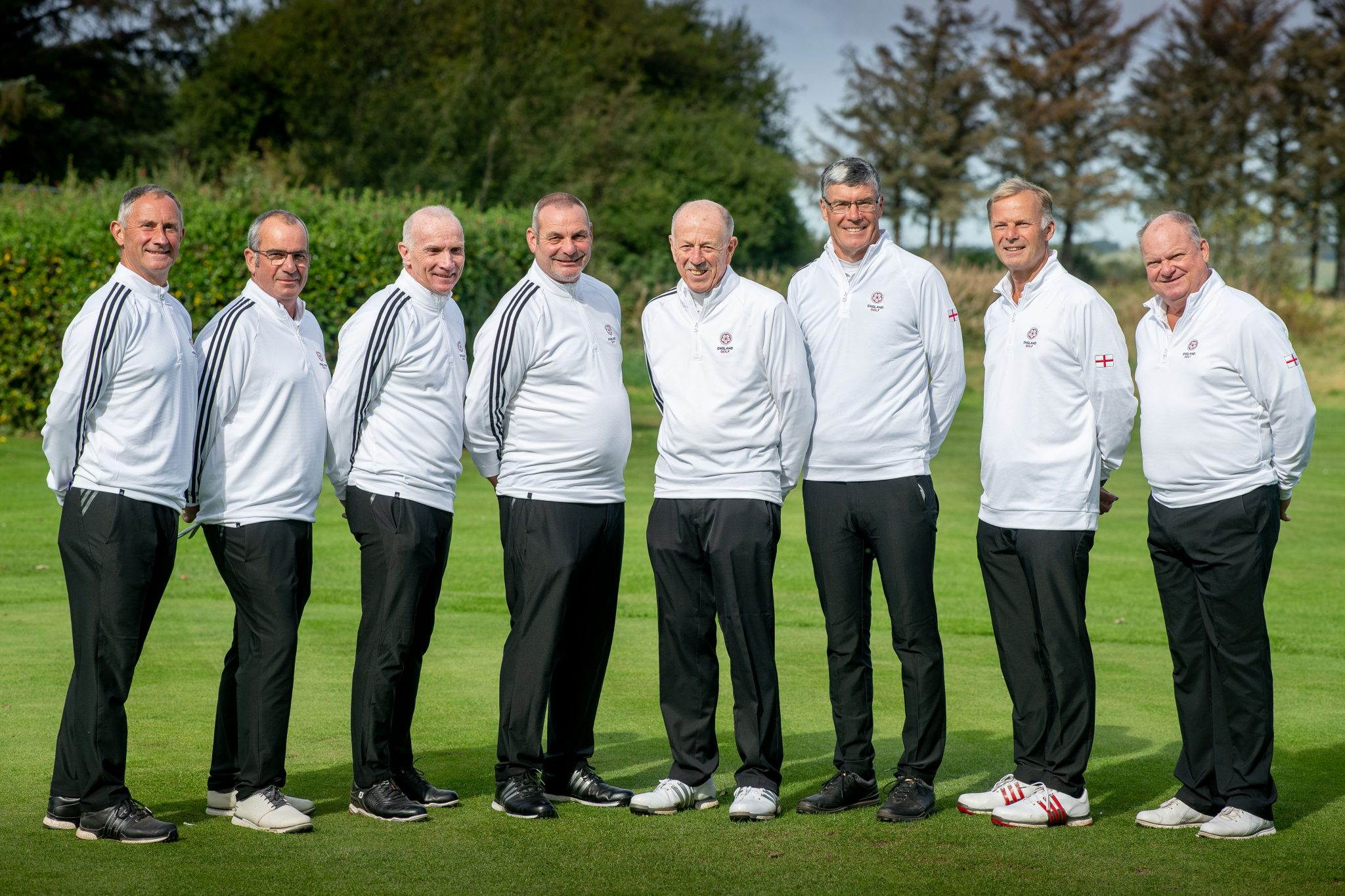 England's Senior Men follow European glory with Home International crown